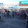 M�s de 2.000 leganenses participaron en la Fiesta de la Bicicleta