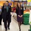 El alcalde asisti� a la inauguraci�n de un nuevo Mercadona en Legan�s