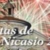 Ayer se inauguraron las Fiestas de San Nicasio 2014 con el Preg�n musical del DJ leganense David Pop