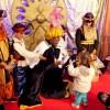 El Cartero Real recoge las cartas de más de 2.400 niños y niñas de Leganés