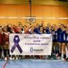 Los clubes deportivos de Leganés se unen a la campaña del Ayuntamiento contra la violencia de género