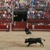 Finaliza sin heridos por asta de toro el primer encierro de las Fiestas de Legan�s