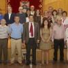 Homenaje institucional a las maestras y maestros que se jubilan