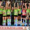 Legan�s confirma la apuesta por el deporte femenino con la celebraci�n de la Copa de la Reina de voleibol