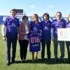 El CD Leganés vestirá la camiseta contra la violencia de género en el encuentro frente al FC Barcelona