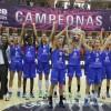 Legan�s vibr� el s�bado con la Supercopa de Baloncesto Femenino