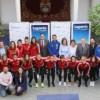 El partido internacional de f�tbol femenino Espa�a-Finlandia se disputar� en el estadio municipal de Butarque