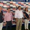 Santiago Llorente destaca el buen ritmo de las obras de Butarque que permitir�n a 3.000 personas m�s ver f�tbol de Primera