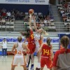 La selecci�n espa�ola de baloncesto vence en el torneo disputado en Legan�s
